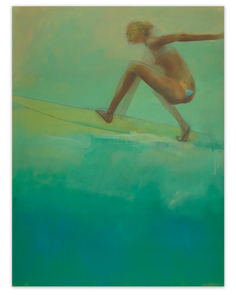 Larry-Berko-Hawaii-Contemporary-Painting-Studies-Helen-Figures